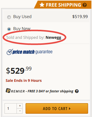 order processing time newegg knowledge base
